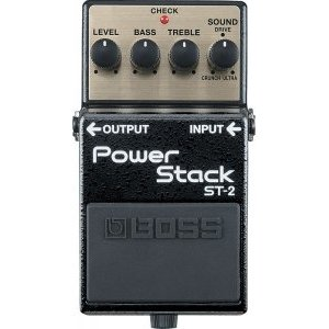 Педаль BOSS ST-2 Power Stack