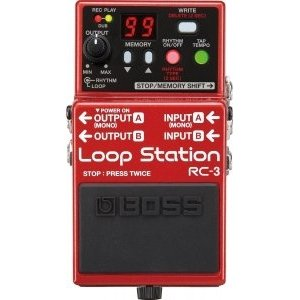 Педаль BOSS RC-3 Loop Station
