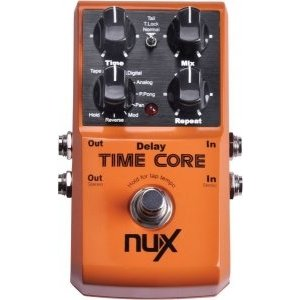 Педаль эффектов NUX TIME CORE