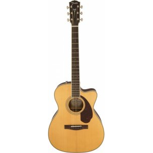 Электроакустическая гитара FENDER PM-3 Standard Triple-0 Natural + Кейс
