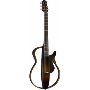 YAMAHA SLG200S TOBACCO BROWN SUNBURST - Электро-гитара сайлент (сталь)
